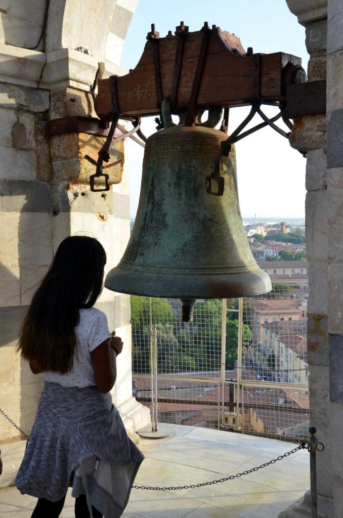 Campana torre di pisa 1