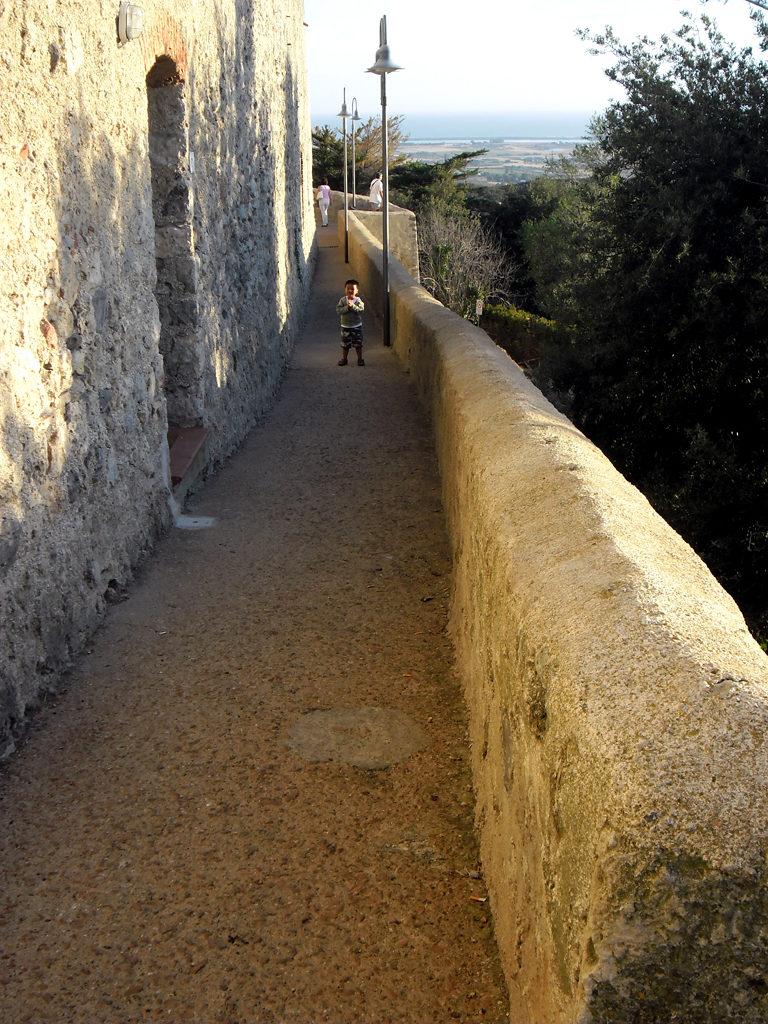 Capalbio sentiero
