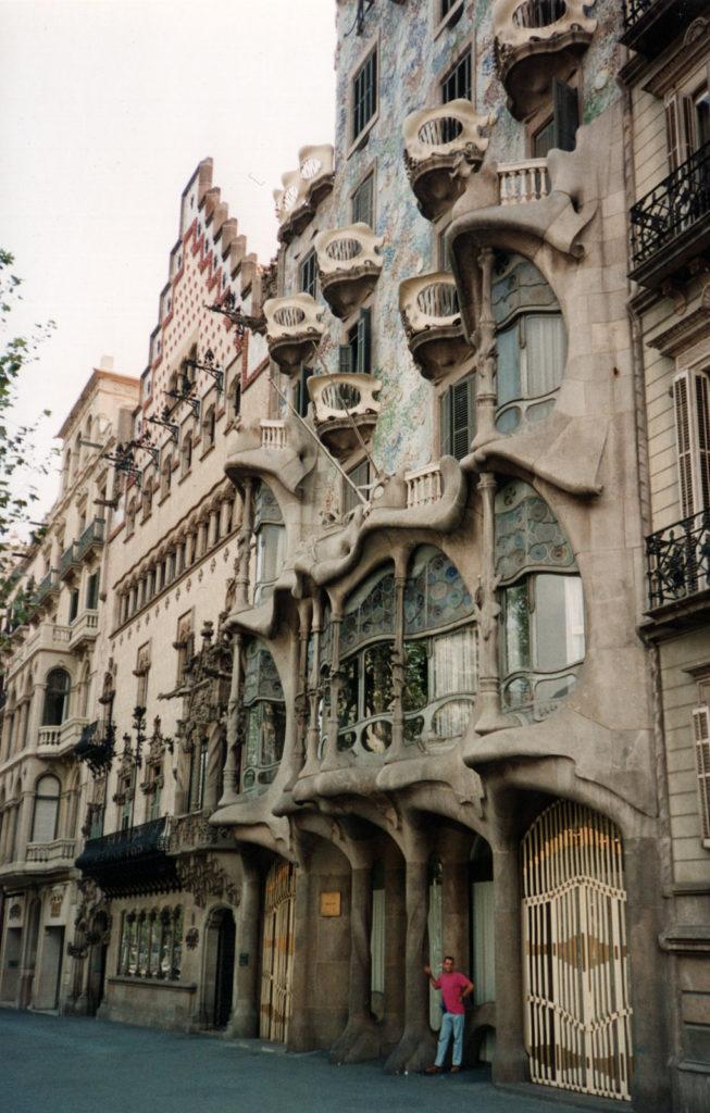 Casa Batllò Spagna2