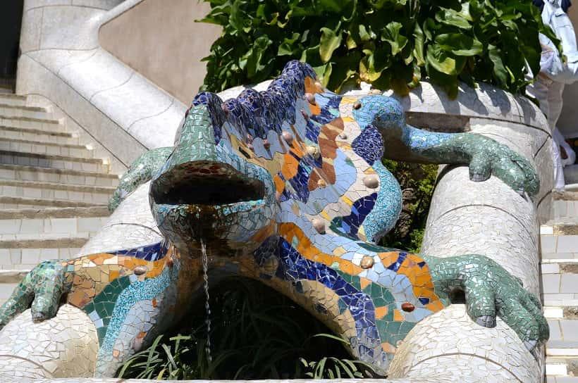Salamandra Gaudi