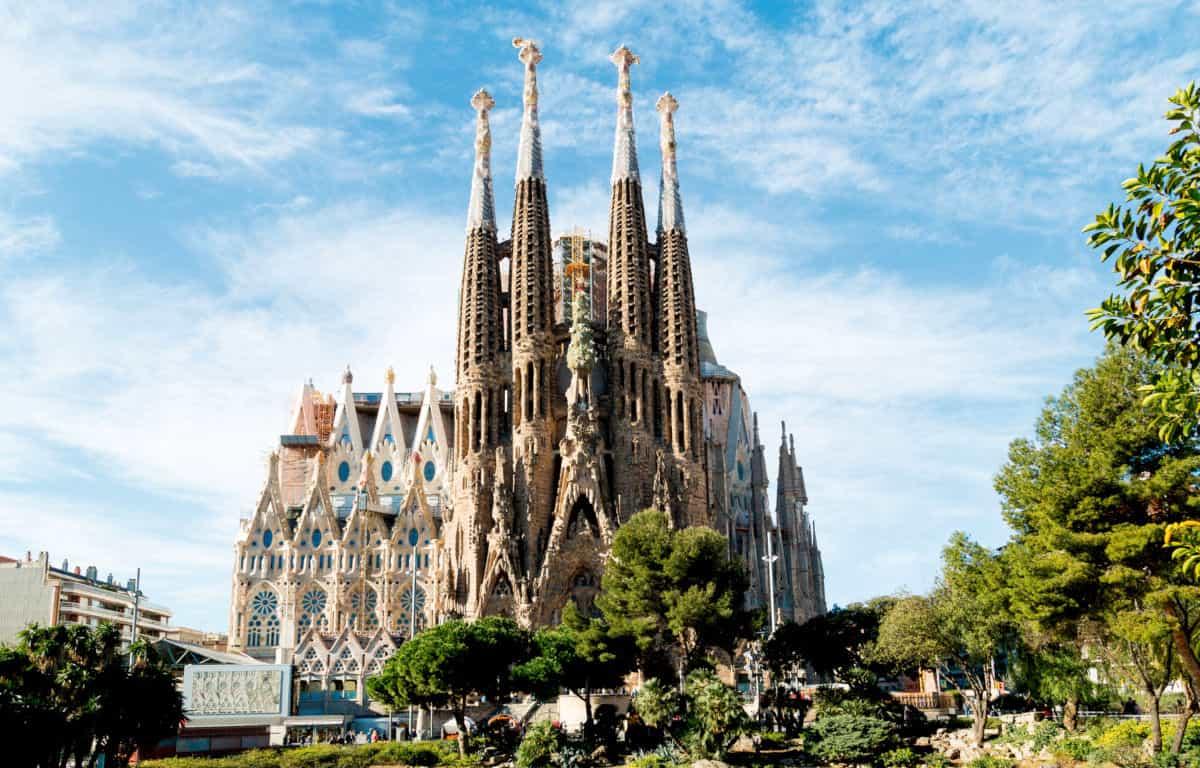 Sagrada Familia barcellona 1