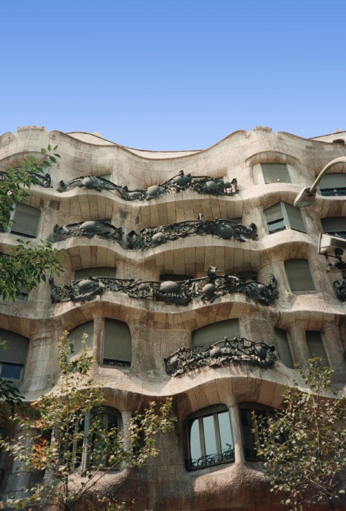 Casa Milla Spagna