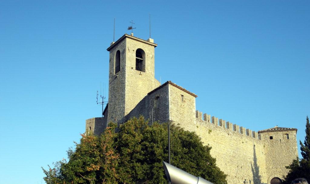 San Marino le tre torri