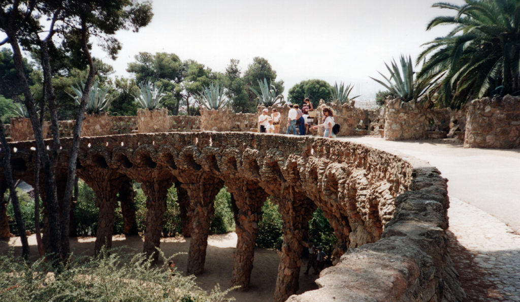 Parco Guell Spagna2
