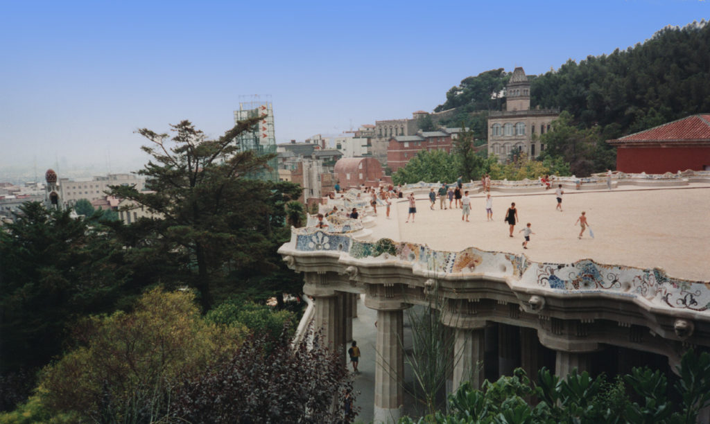Parco Guell Spagna4