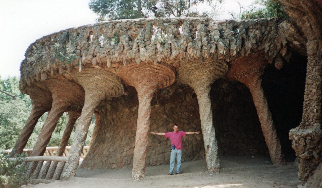 Parco Guell Spagna6