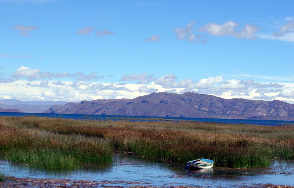 Lago Titicaca Bolivia2