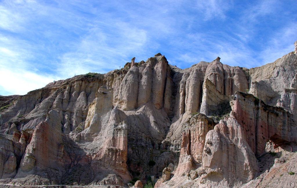 Valle della Luna Bolivia3