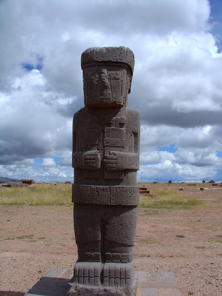 Tiwanaku 18