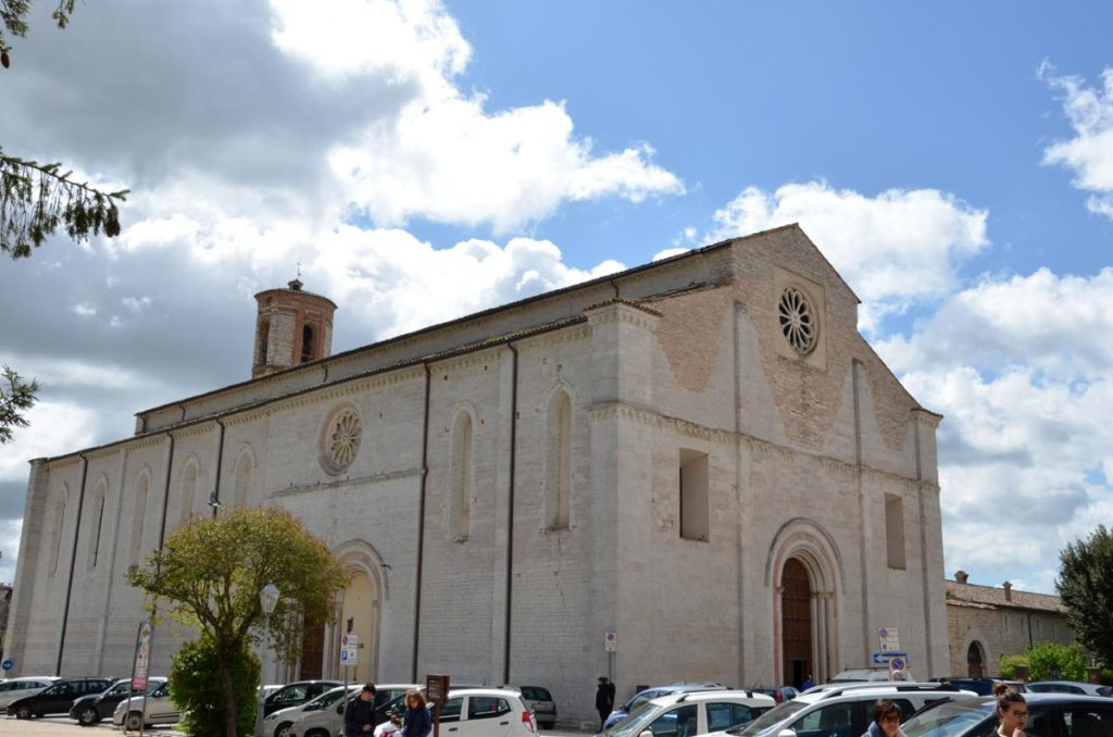 Chiesa San Francesco Gubbio 1