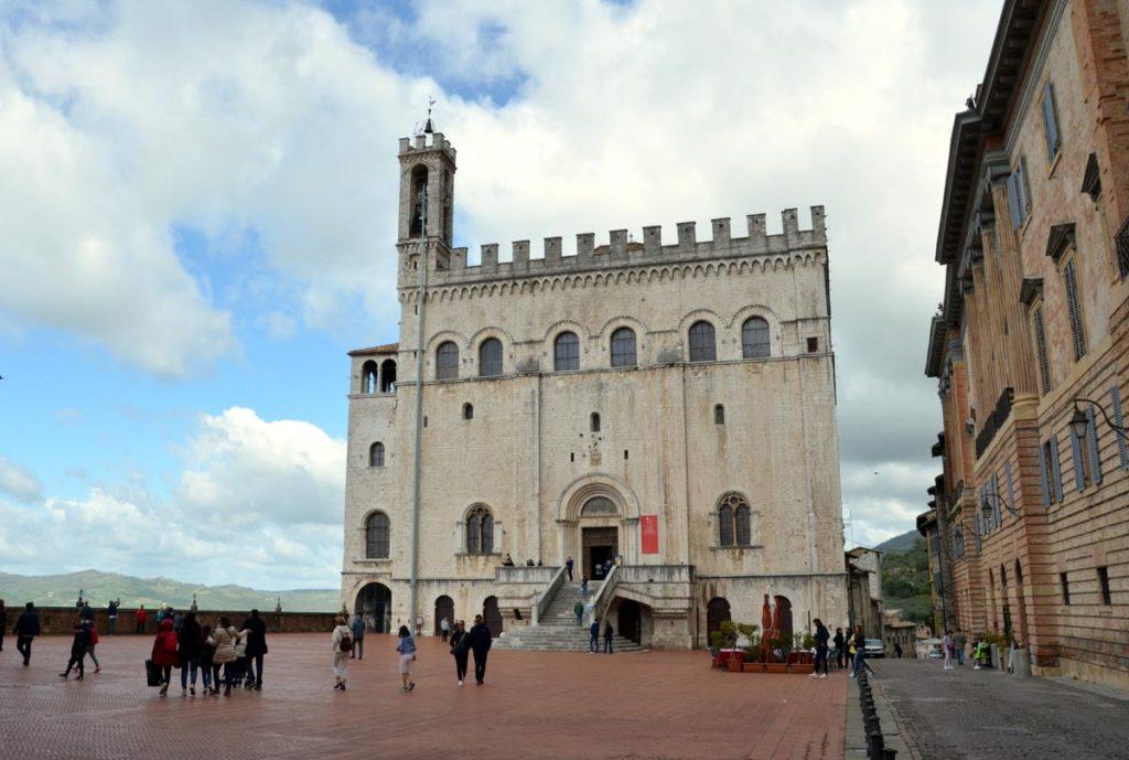 Palazzo dei Consoli Gubbio