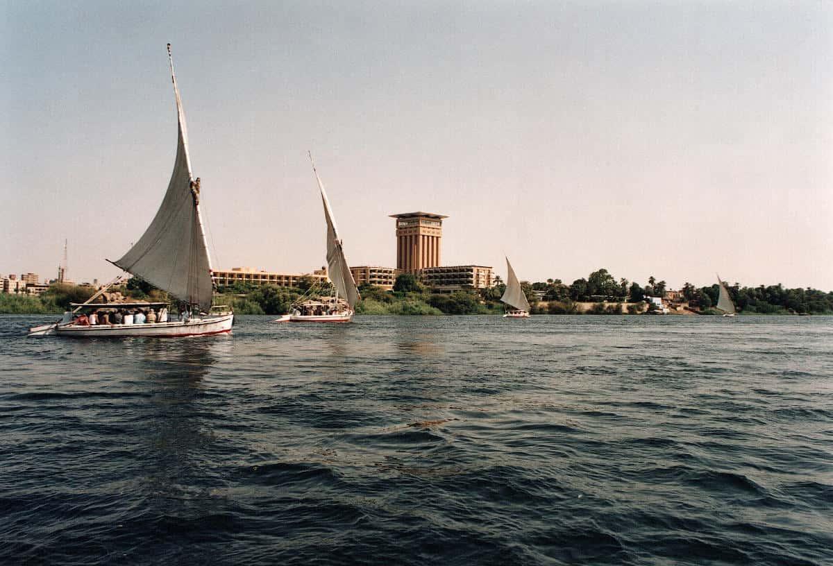 Egitto Feluca
