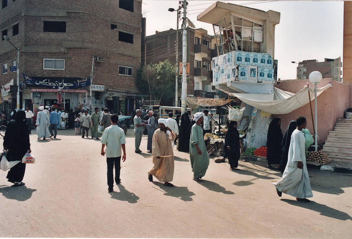 Egitto citta il Cairo