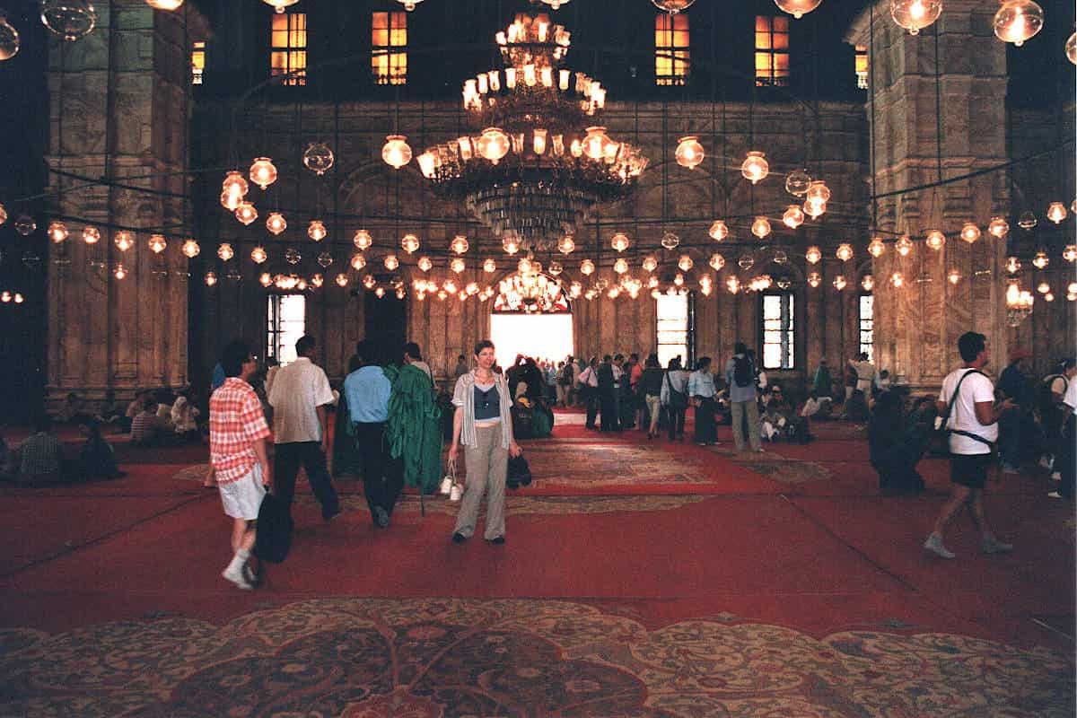 Egitto moschea Muhammad Ali Il Cairo