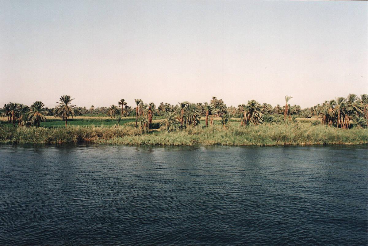 Vista Crocera sul Nilo