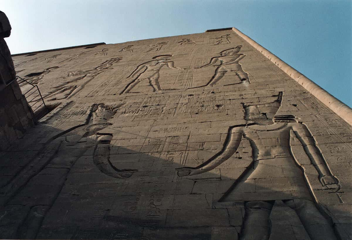 egitto tempio di orus