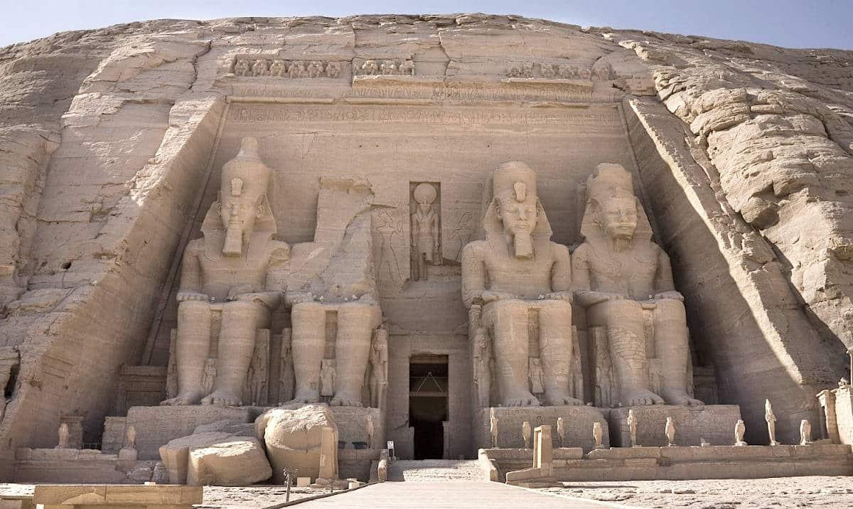 Tempio di Abu Simbel Egitto