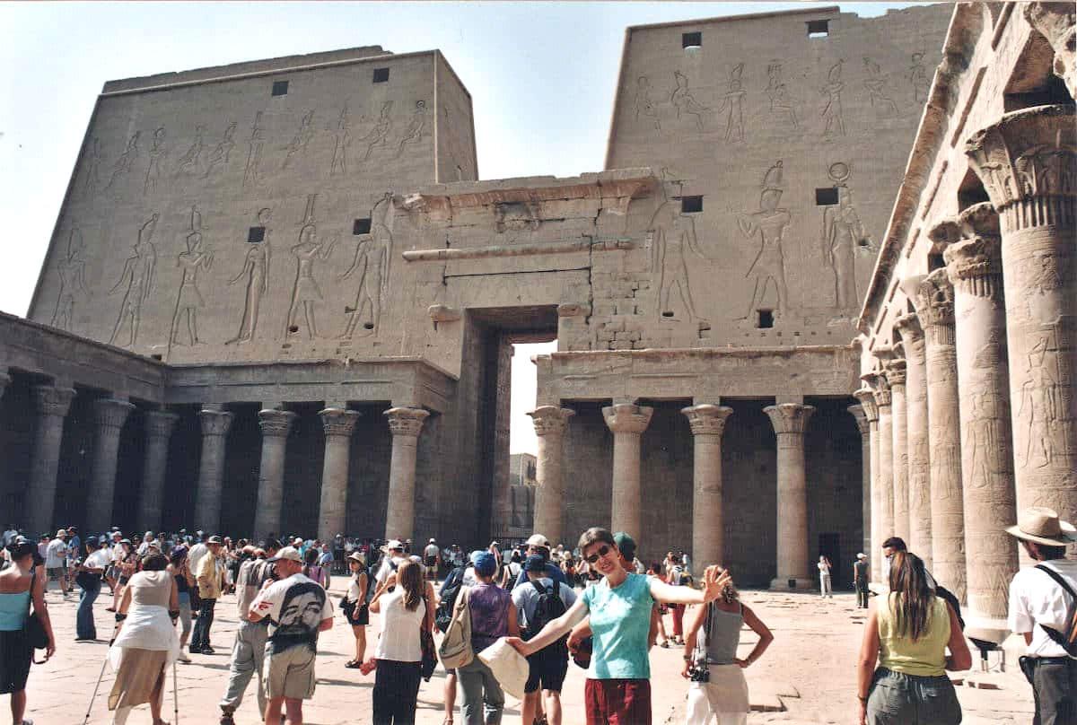 Tempio di Horus Egitto