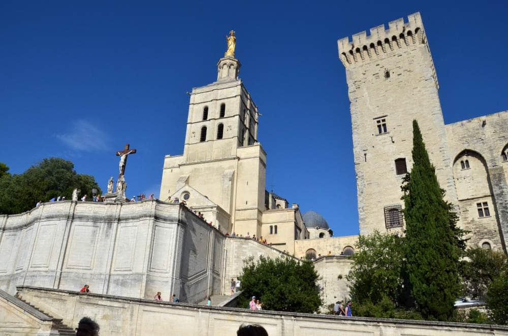 Cattedrale di Avignone Notre-Dame-des-Doms