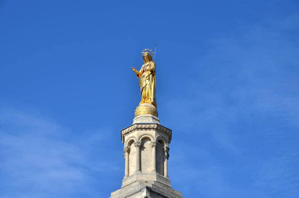 Madonna Cattedrale di Notre-Dame-des-Doms