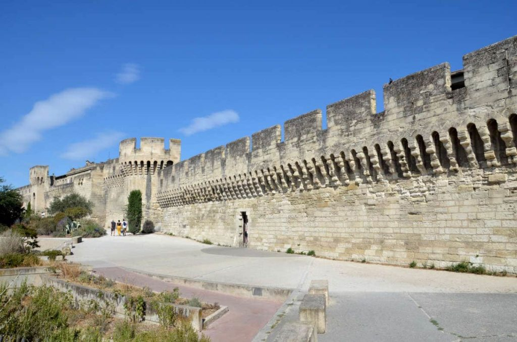 Mura di recinzione Avignone