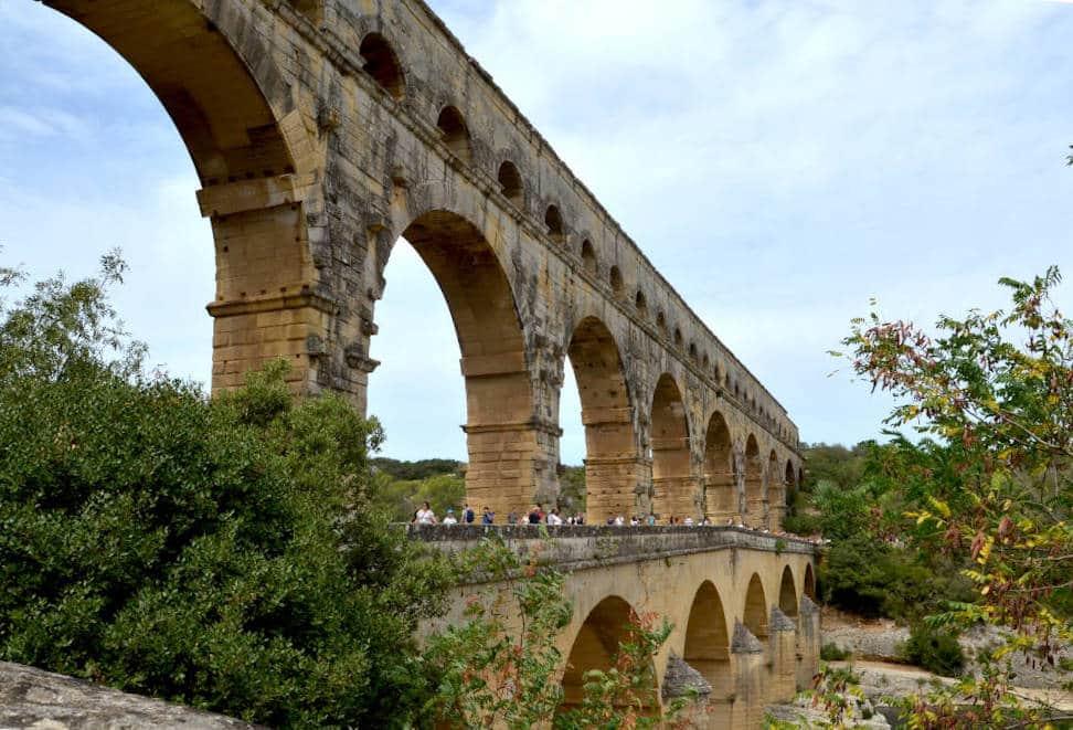 Pont du Gard Provenza francia