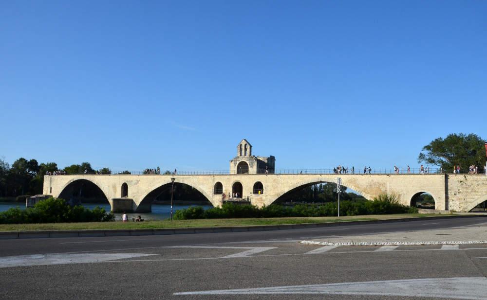 Ponte di Saint-Bénézet Francia