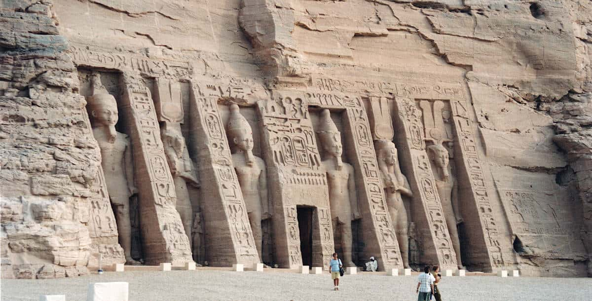 Tempio di Nefertari Egitto