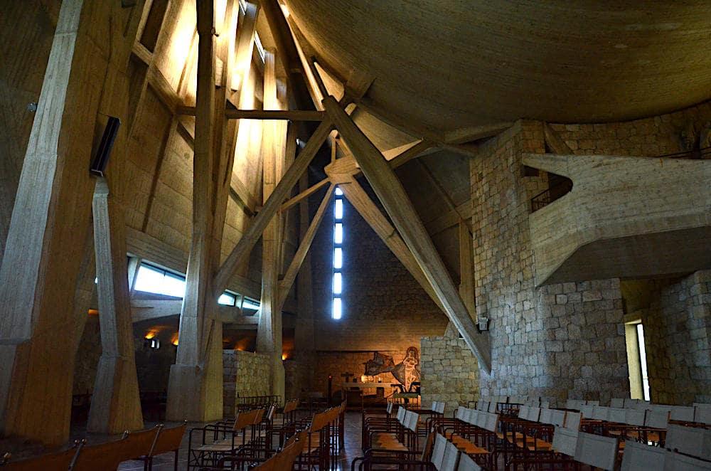 Chiesa dell'Autostrada di Giovanni Michelucci 10