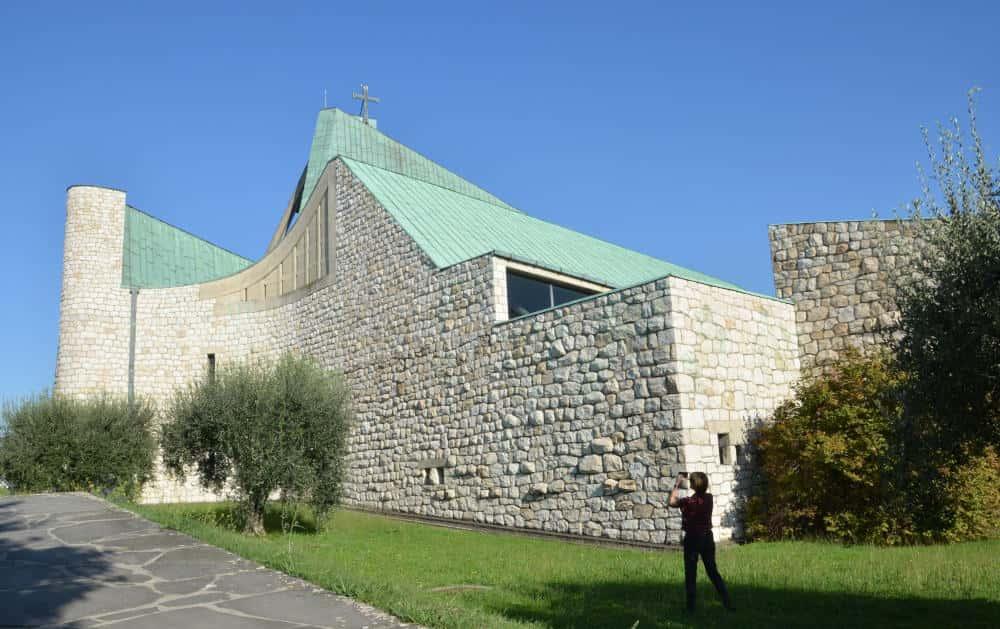 Chiesa dell'Autostrada di Giovanni Michelucci 5