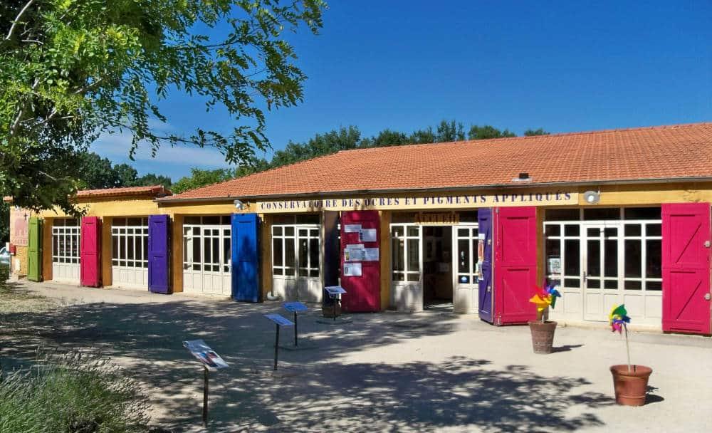 Conservatoire des Ocres