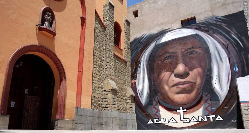 Murales di Jorit Cochabamba Bolivia
