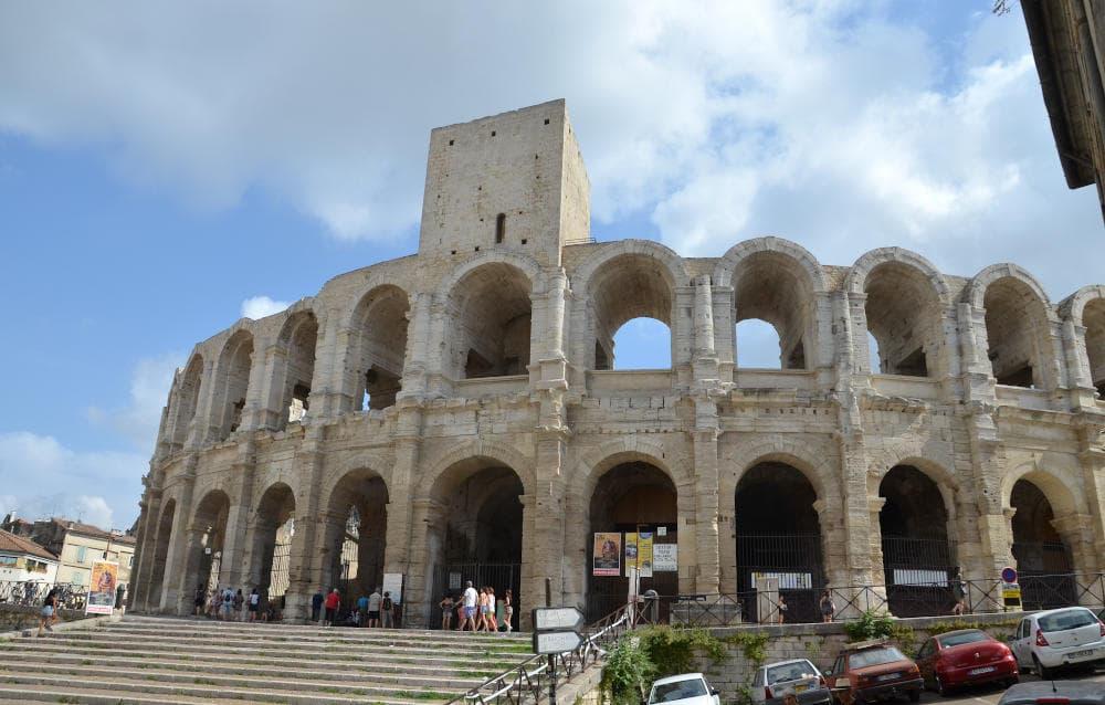 Arena ad Arles Provenza