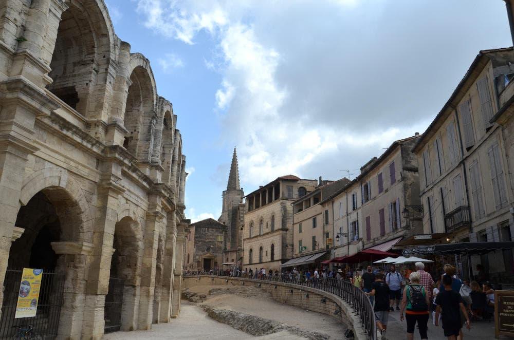 Arena ad Arles