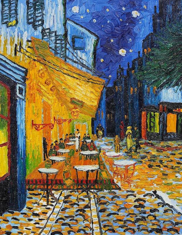 Casa Gialla Vincent Van Gogh