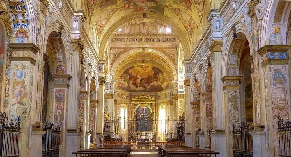 Chiesa di San Sigismondo a Cremona interno_2