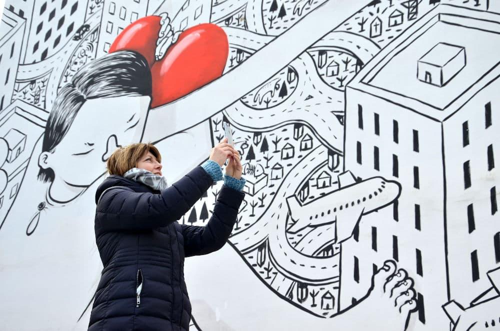 Itinerario Street Art e murales a Milano 1
