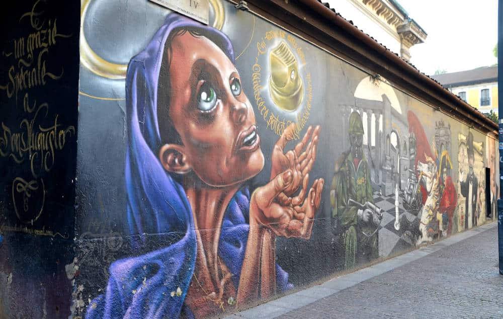 Street Art e murales a Milano 6