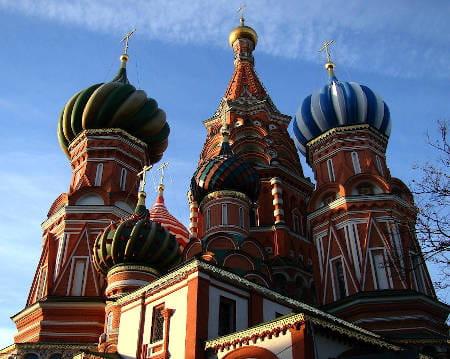 Cattedrale di San Basilio 1