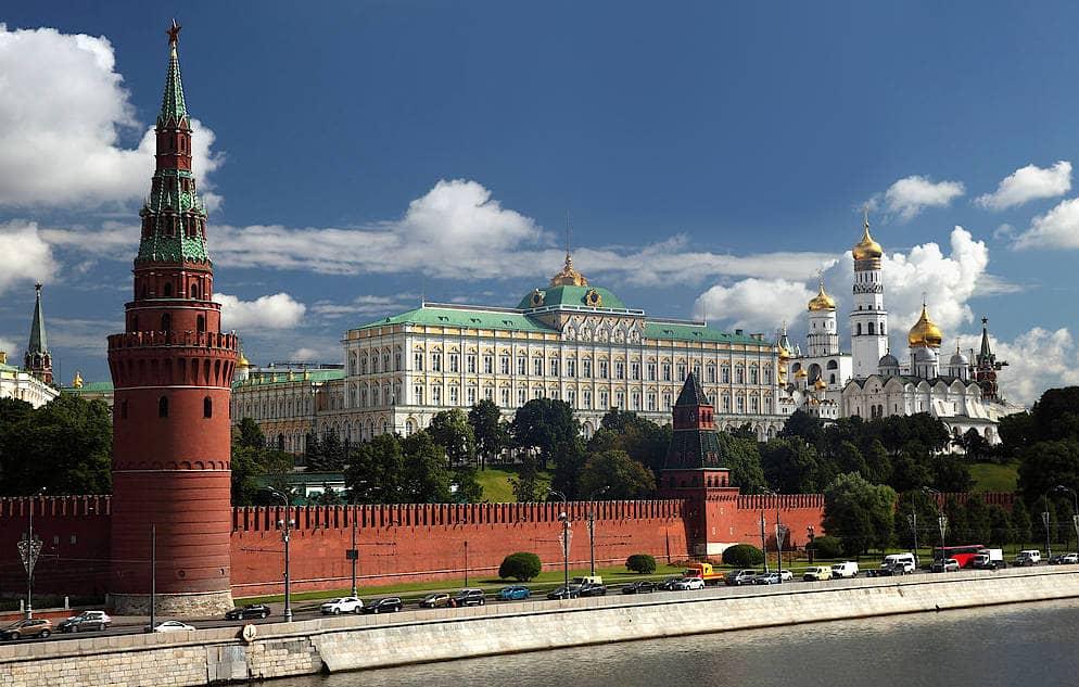 Cremlino piazza rossa mosca