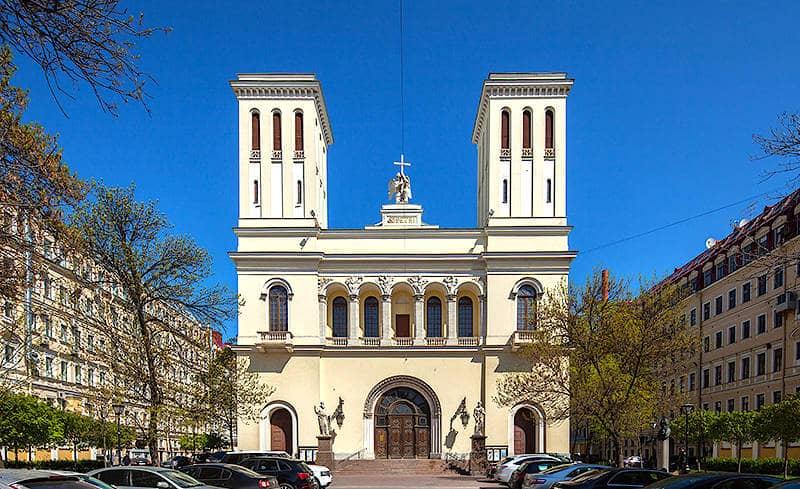 Chiesa luterana Prospettiva Nevskij