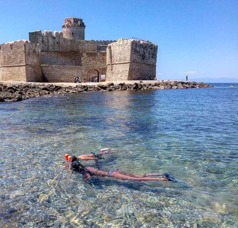 Le Castella la Fortezza Aragonese 6