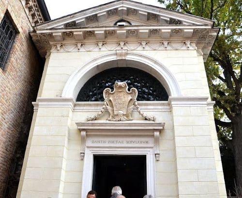 La tomba di Dante a Ravenna - Art of traveling
