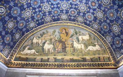 Mausoleo di Galla Placida a Ravenna 1