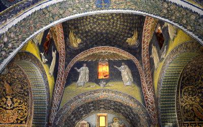 Mausoleo di Galla Placida a Ravenna 2