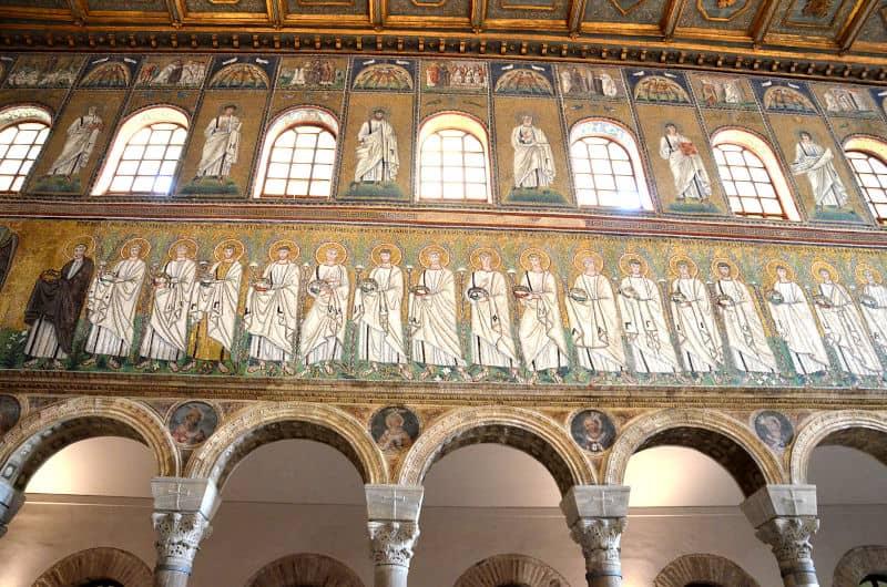 Ravenna la città dei mosaici