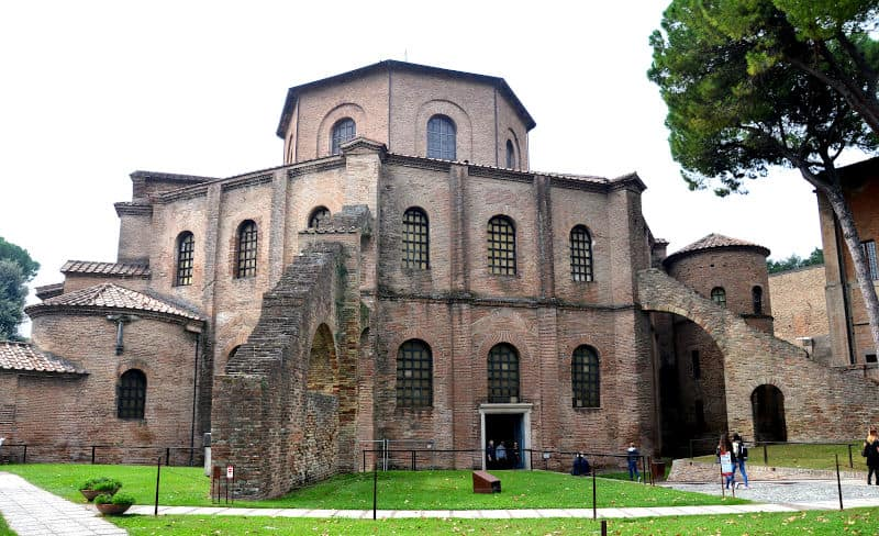 Basilica di San Vitale a Ravenna