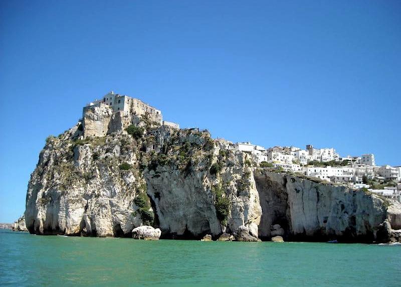 le spiagge del Gargano Peschici