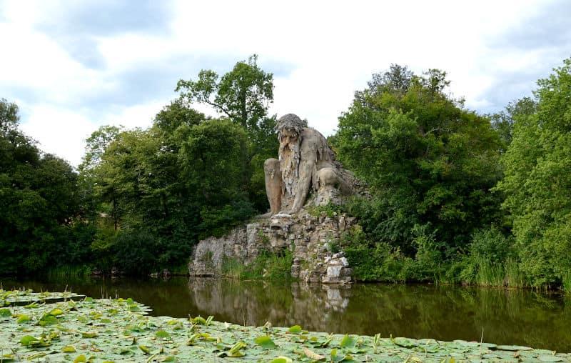Parco Mediceo di Villa Demidoff