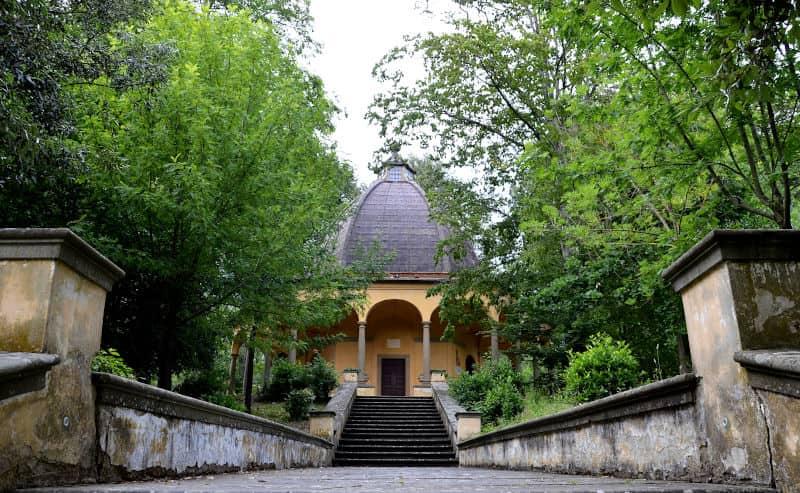 Cappella del Buontalenti Villa Demidoff
